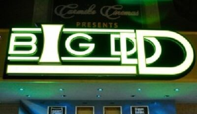 Big D Movie Theater